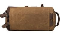 Troop London: Nomad Holdall Duffel Bag - Camel image