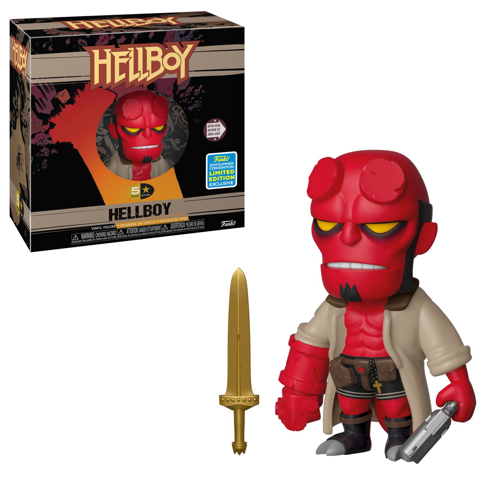 Hellboy - 5-Star Vinyl Figure image