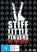 At The Edge: Stiff Little Fingers on DVD
