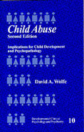 Child Abuse by David A Wolfe image