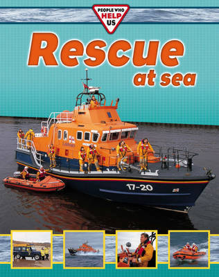 Rescue at Sea by Clare Oliver image