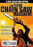 Texas Chainsaw Massacre (1974) on DVD