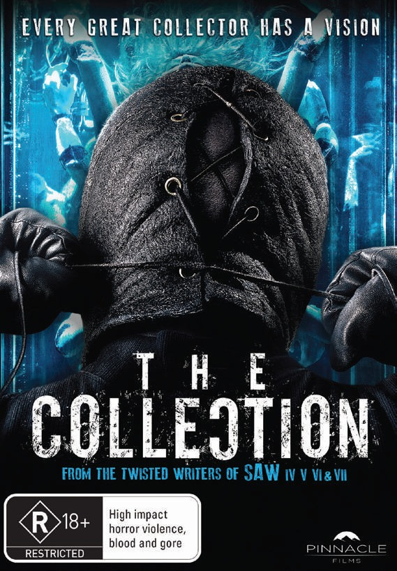 The Collection on DVD image