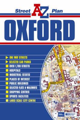 Oxford Street Plan