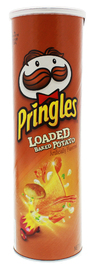 Pringles Super Stack Loaded Baked Potato flavour 158g