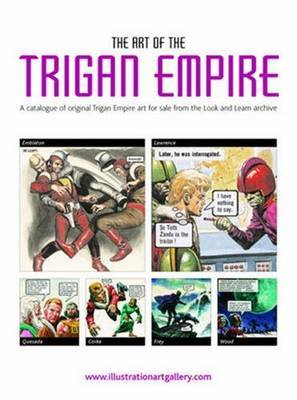 The Art of the Trigan Empire