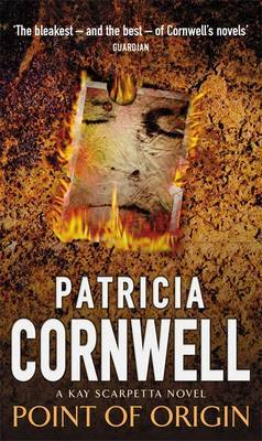 Point of Origin by Patricia Cornwell image