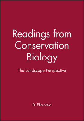 The Landscape Perspective (Readings from Conservation Biology) image