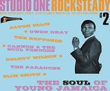 Studio One Rocksteady 2: The Soul Of Young Jamaica – Rocksteady, Soul and Early Reggae at Studio One (2LP) by Various Artists