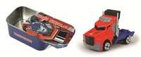Transformers: Metal Minis Vehicle & Figure Pack (Optimus Prime)