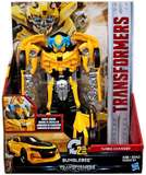 Transformers: The Last Knight: Armour Turbo Changer (Bumblebee)