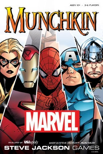 Munchkin: Marvel - Card Game