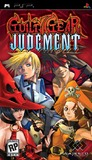 Guilty Gear Judgment for PSP
