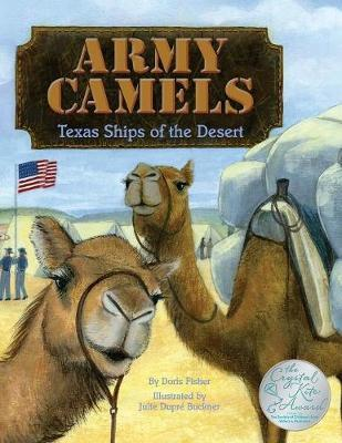 Army Camels by Doris E. Fisher image