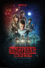 Stranger Things Maxi Poster - One Sheet (876)