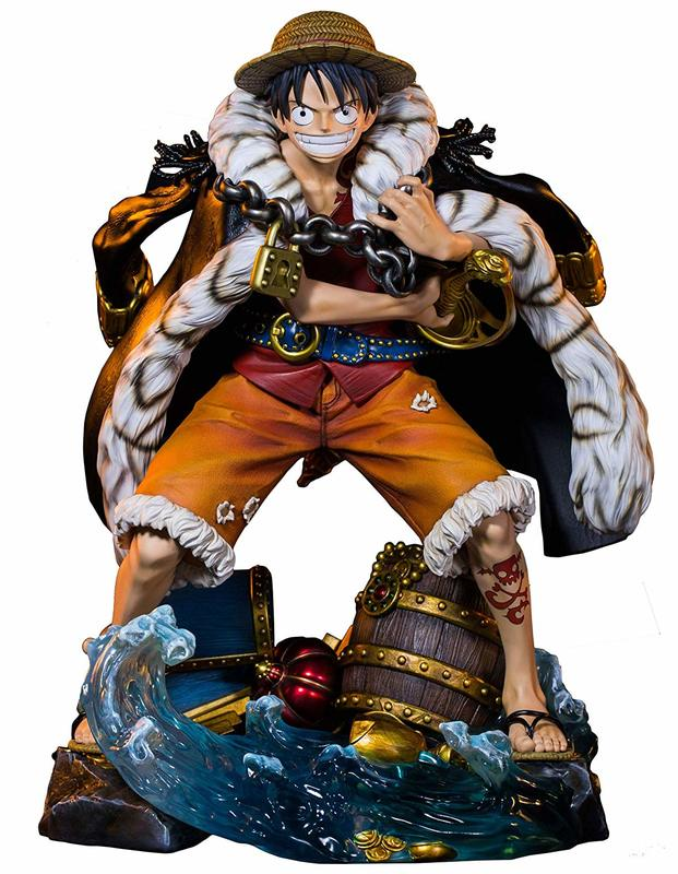 209864a80 One Piece: Luffy - PVC Figure | at Mighty Ape NZ