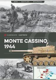 Monte Cassino. 1944 by Yves Buffetaut