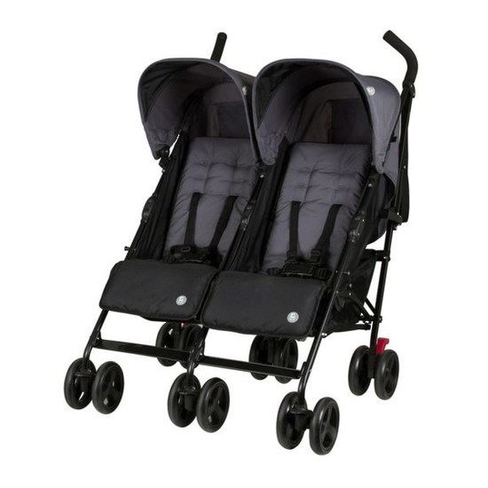 Childcare: Twin Nix Stroller Thunder Road