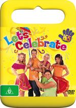 Hi-5 - Let's Celebrate on DVD