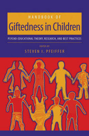 Handbook of Giftedness in Children image