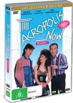 Acropolis Now - Season 2: Collector's Edition (3 Disc Set) on DVD