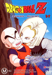 Dragon Ball Z 3.07 - Androids - Invincible on DVD