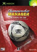 Championship Manager Season 01/02 for Xbox