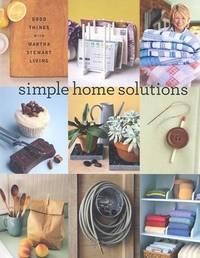 Martha Stewarts Living Simple Home Solut by M. Stewart image