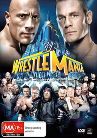WWE - Wrestlemania 29 on DVD