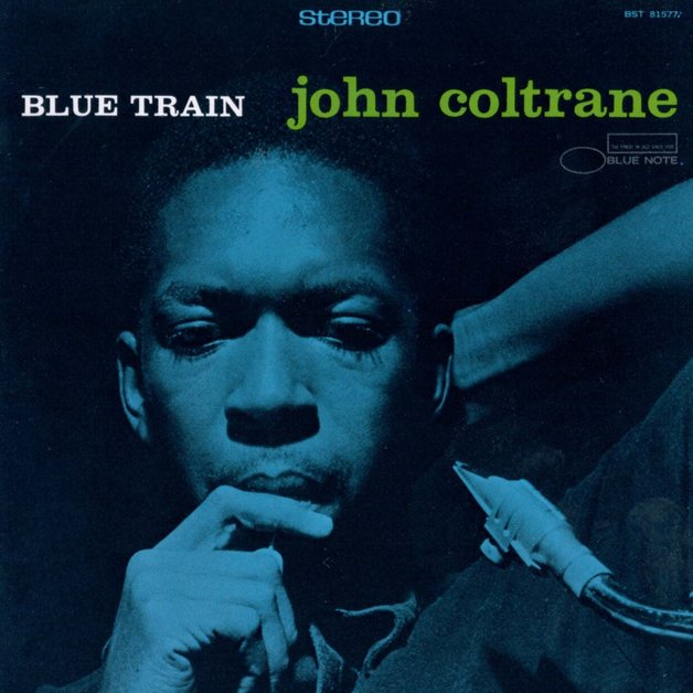 Blue Train (LP) by John Coltrane