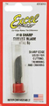 Excel #1 Curved Edge Blade (5pcs)