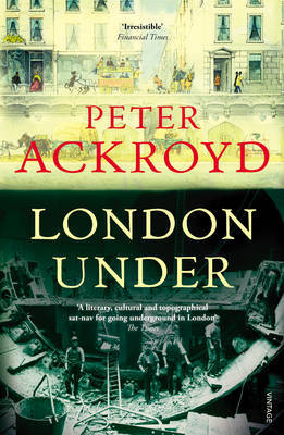 London Under by Peter Ackroyd image