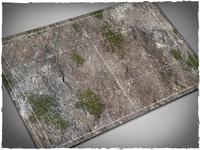 DeepCut Studio Fantasy Football Medieval Ruins Mat (PVC)