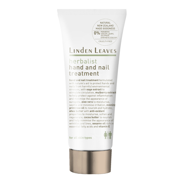 Linden Leaves Herbalist Hand and Nail Treatment (100ml)
