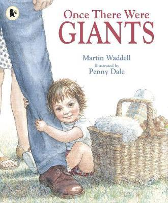 Once There Were Giants by Martin Waddell image