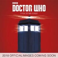 Doctor Who 2018 Mini Wall Calendar