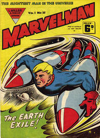 Marvelman Classic - Volume 2 by Mick Anglo