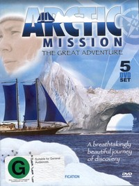 Arctic Mission: Great Adventure, The (5 Disc) on DVD image