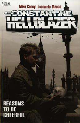 Hellblazer by M. J. Carey image