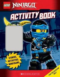Activity Book with Minifigure (Lego Ninjago) by Ameet Studio