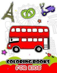 Coloring Books for Kids by V Art