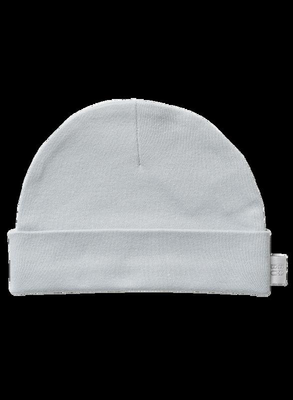 Babu: Organic Cotton Hat - Coastal Blue (0-3m)