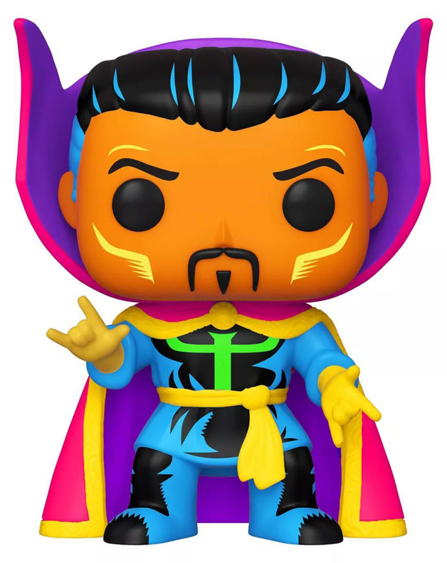 Marvel: Dr. Strange (Black Light) Pop! Vinyl Figure