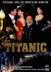 Titanic, The (Mini-Series) (2 Disc) on DVD