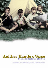 Anither Hantle O Verse: Poems in Scots for Children by Bette Boyd image