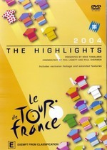 Le Tour De France 2004 on DVD