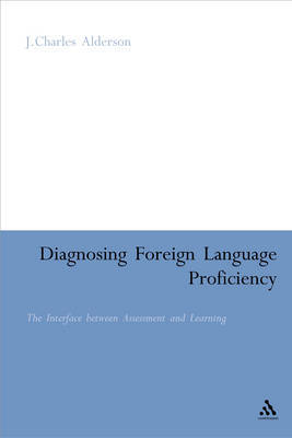 Diagnosing Foreign Language Proficiency by J.Charles Alderson image