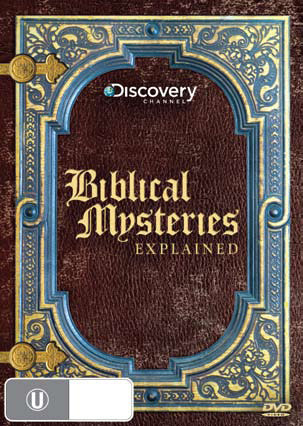 Biblical Mysteries Explained on DVD