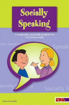 Socially Speaking by Alison Schroeder