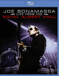 Joe Bonamassa: Live At The Royal Albert Hall on Blu-ray